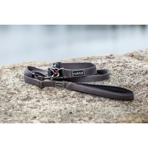 BLISS ADJUSTABLE LEASH SMOKE
