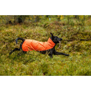 Lucky softshell jacket orange