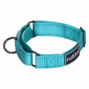 FORM WEB COLLAR TURQUOISE
