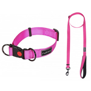 Puppy pack Bliss pink XS