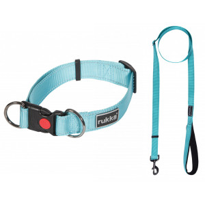 Puppy pack Bliss turquoise XS