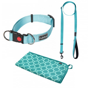 Micro puppy pack turquoise XS
