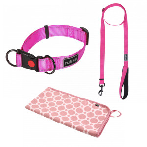Micro puppy pack pink XS