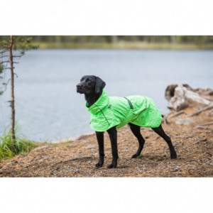 HASE RAIN JACKET LIME