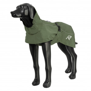 SKY RAINCOAT DARK OLIVE
