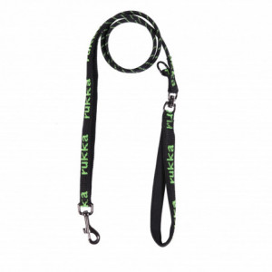 HIKE LEASH BLACK/LIME