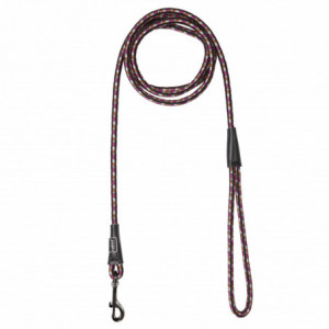 HIKE ROPE LEASH PINK MIX