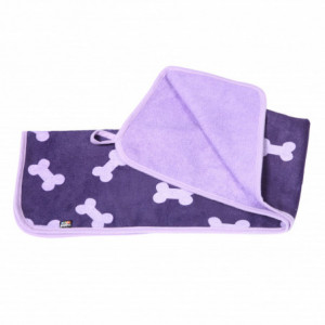MICRO MEDIUM TOWEL VIOLET