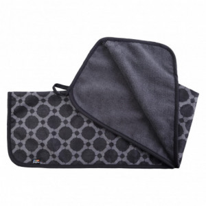 MICRO MEDIUM TOWEL GRAPHITE