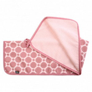 MICRO MEDIUM TOWEL OLD ROSE