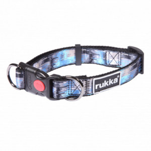 RIPPLE COLLAR BLUE MIX