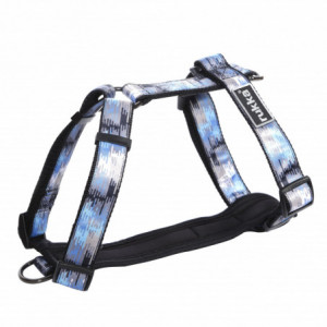 RIPPLE HARNESS BLUE MIX