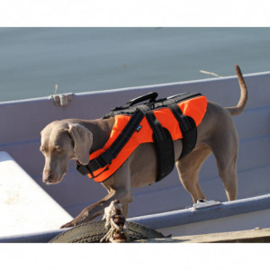 SAFETY LIFE VEST ORANGE