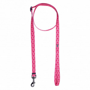 TWIST LEASH PINK