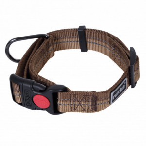 BEAM COLLAR BROWN