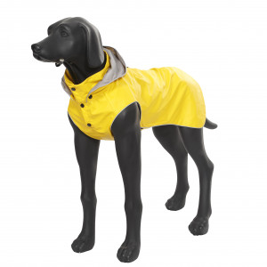STREAM RAINCOAT YELLOW