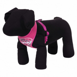 COMFORT FLASH HARNESS PINK