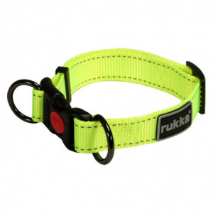BLISS NEON ADJUSTABLE COLLAR YELLOW