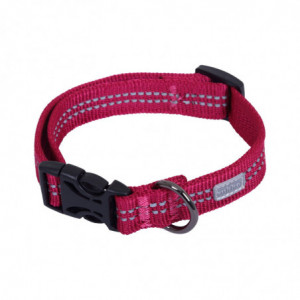 TRUE ADJUSTABLE COLLAR BURGUNDY