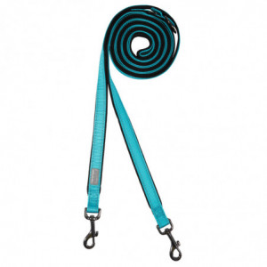 SOLID MULTI LEASH TURQUOISE