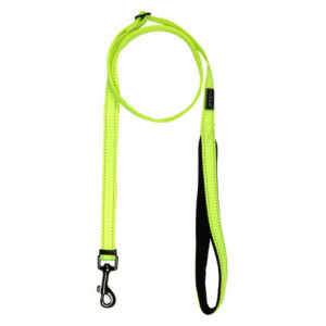 BLISS NEON ADJUSTABLE LEASH YELLOW
