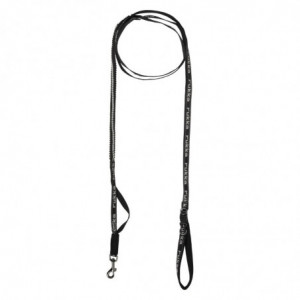 HIKE RUNNING LEASH GREY