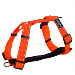 FORM NEON Y-HARNESS ORANGE