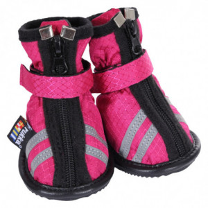 STEP SHOES HOT PINK