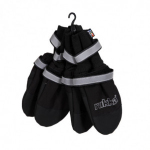 THERMAL SHOES BLACK