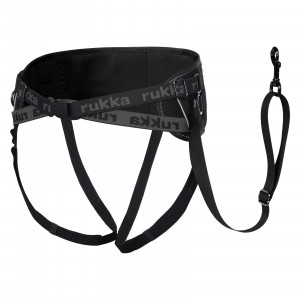 RUNNING BELT BLACK