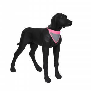 FLIP SAFETY SCARF HOT PINK