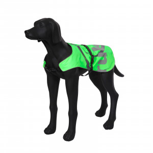FLAP SAFETY VEST EMERALD