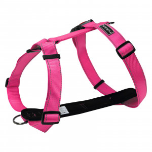 FORM Y-HARNESS HOT PINK